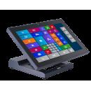Aures AU240-4P7-MSR-DW Nino II, AIO, 14 in. PCT, J1900-2.41G, 4G RAM, 64GbSSD, PR7-64 bit, MSR, Dinerware