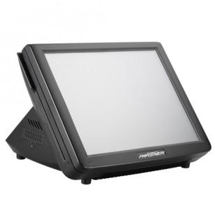PartnerTech 6315-NOS-MSR 15 in. TouchPC, w/Printer Display, Cel. 1.8G, 2G RAM, 320G HDD, No O/S