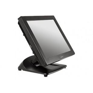 Posiflex XT3215111DFG FanFree 15 in. LCD, DualCoreAtom1.8G, 4GbRAM, 64GbSSD, POS Ready 7(32-bit), Bezel