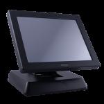 Posiflex XT3915211DGH FanFree 15 in. LCD, Cel. J1900-2GHz, 4G RAM, 128G SSD, POS Ready 7(64-bit), Bezel
