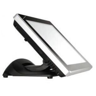 Posiflex XT4015117D1G FanFree, 15 in. LCD, Cel. J1900-2GHz, 4G RAM, 128G SSD, POS Ready 7(64-bit), Bezel