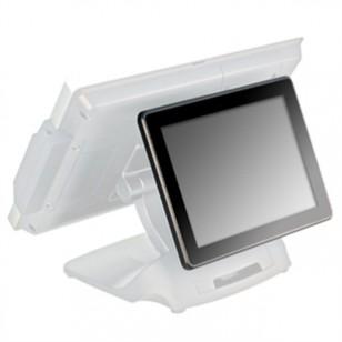 Posiflex LM3010000 9.7 in. Bezel Free Display, 1024x768, Rear Mount for XT Series, Black