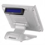 Posiflex PD2608UE011 Cust Display, 2 x 20VFD, 9mm Char., USB+Serial Interface for all XT terminals