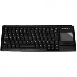 TG3 KBA-TG82-LTUUS Keyboard, With Touch Pad,  USB Interface, Black