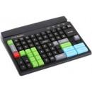 Preh MCI84BU, Point Of Sale Keyboard, 84, Program & Relegendable, USB, Black