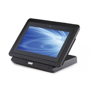 Elo E806980 10.1 in. Tablet PC, Intel Dual Core 1.6G, 2G RAM, P-CAP, 32G SSD, Win. 7