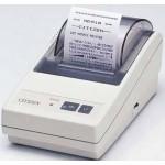 Citizen CBM910II-40PF120 Impact Mini Printer, 40 Column, 58mm, PE Sensor, Parallel Interface, Ivory