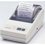 Citizen CBM910II-40PF120 Impact Mini Printer, 40 Column, 58mm, PE Sensor, Parallel Interface, Ivory
