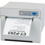 Citizen CT-P293ALUWHNN Citizen Kiosk Printer, Panel Mount 3 in., Parallel & Serial Interface, Ivory