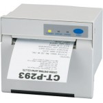 Citizen CT-P293ALUWHNN Citizen Kiosk Printer, Panel Mount 3 in., Parallel & Serial Interface, Ivory