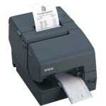 Epson TM-H6000IV-8771 Two Color Thermal Printer, Impact, Ser+USB Interface, Slip, NoMICR, Drop in Val, EDG