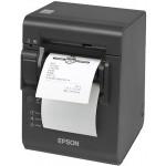 Epson TM-L90-7881 Two Color Label Printer, 80/58/40 mm, Ethernet/USB Interface, LFC, A/C, PS,  Grey