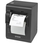 Epson TM-L90-393 Two Color Label Printer, Ethernet Interface, Non-LFC, Peeler, PS Included, EDG