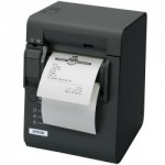 Epson TM-L90-7891 Two Color Label Printer, 80/58/40 mm, Serial/USB Inerface, LFC,A/C, PS, EDG