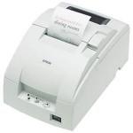 Epson TMU220D-603 Two Color Dot Matrix Printer, Serial Interface, Tear Bar, ECW