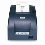 Epson TMU220B-041 Impact Printer, mPOS, Ethernet Interface, w/PS, Energy Star, EDG