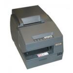 Epson TM-U675-8711 1.75 Station Printer, USB Interface, Autocutter, NoMICR, PS Required, EDG