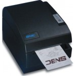 SNBC (Biyang) BTPR580-SG, Front Feed Thermal Receipt Printer, Serial Interface, A/C, Grey, Cable Included
