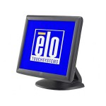 ELO E230052, 1715L,17 in. LCD, Series 1000, ProCap, Zero Bezel, Serial/USB, Gray