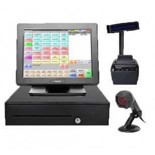 Posiflex XT3215 Point of Sale Package