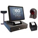 SNBC Titan 160 Point of Sale Package