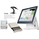 FEC AerPOS 15 in. All in One Package