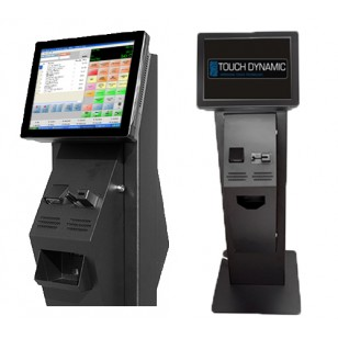Touch Dynamic Breeze Kiosk MT