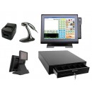 Touch Dynamic Pulse Point of Sale Package