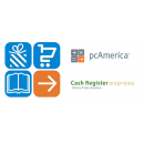 PCAmerica Cash Register Express Enterprise Edition (CRE ENTERPRISE)