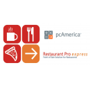 PCAmerica Point of Sale Software Restaurant Pro Express Professional Edition (RPE PRO)